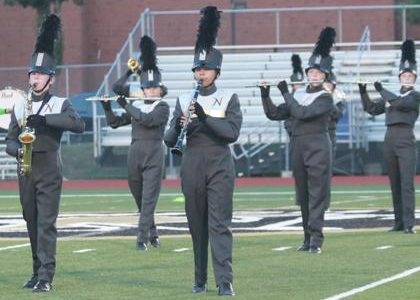 FHN Marching Band Competes at FHHS