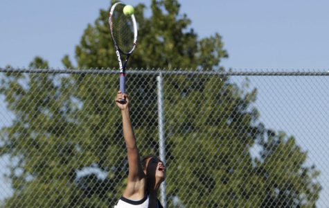 Varsity Girls Tennis GACs Recap
