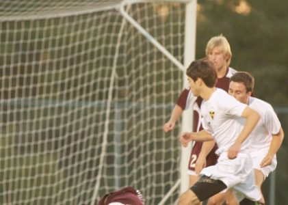 10-28 Varsity Soccer Vs. Desmet [Photo Gallery]