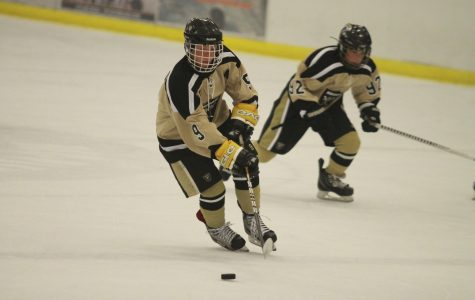 Ice Hockey Faces Howell in Annual Gold Cup