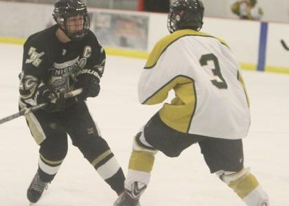 11-11 Varsity Hockey Vs. FZN [Photo Gallery]