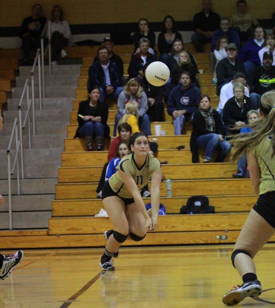 10-22 Varsity Volleyball vs. Howell [Photo Gallery]