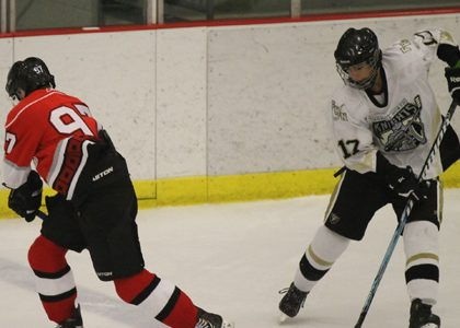 12-2 V Hockey Vs. FZS [Photo Gallery]