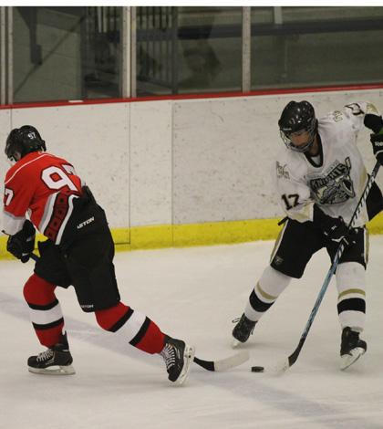 12-2 V Hockey Vs. FZS [Photo Gallery]