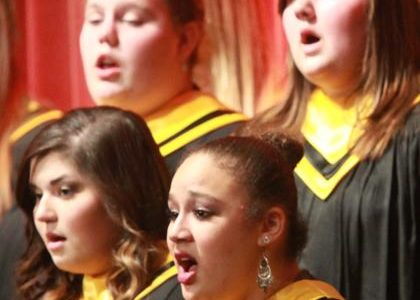 12-13 Choir Concert [Photo Gallery]