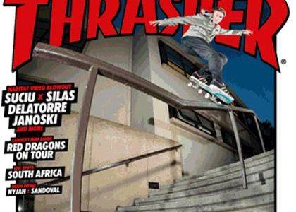 Thrasher Skateboard Magazine Review