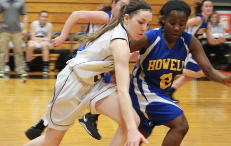 North's Freshmen Lady Knights Face Rival Francis Howell
