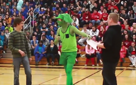 2014 Snowcoming Pep Assembly [Videos]