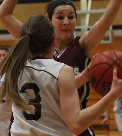 1-24 Fm Girls Basketball Vs. SCW [Photo Galley]