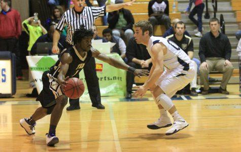 Friday Night Varsity Basketball Game vs. Howell