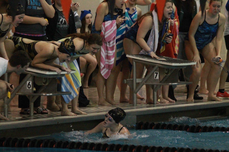 Girls Swimming Season Recap