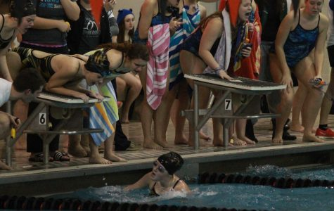 Girls Swimming Season Recap