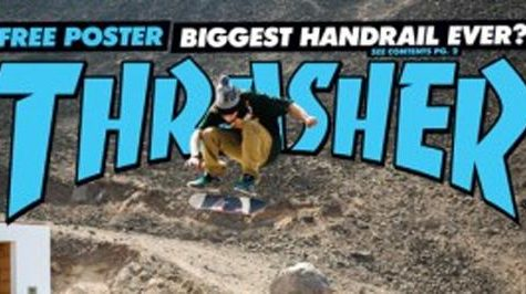 March Thrasher Magazine Review