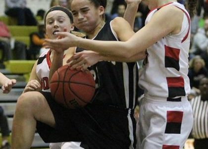 3-8 V Girls Basketball vs. FZS [Photo Gallery]