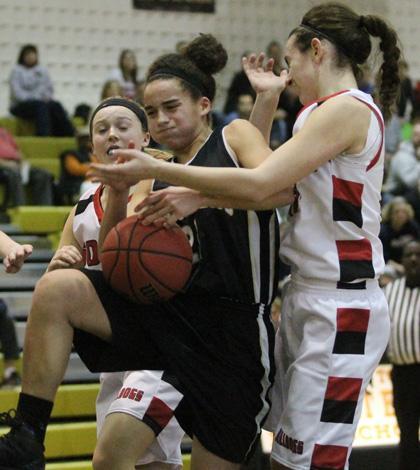 3-8 V Girls Basketball vs. FZS [Photo Gallery]
