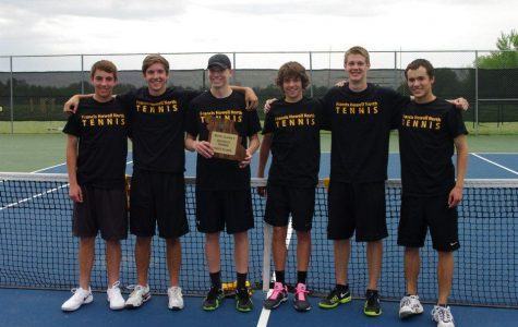 Boys Varsity Tennis 2016 Season Recap