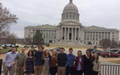 Young Republicans and Young Democrats Explore Jefferson City
