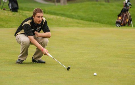 Boys' Golf Has Been Putting in Hard Work All Season