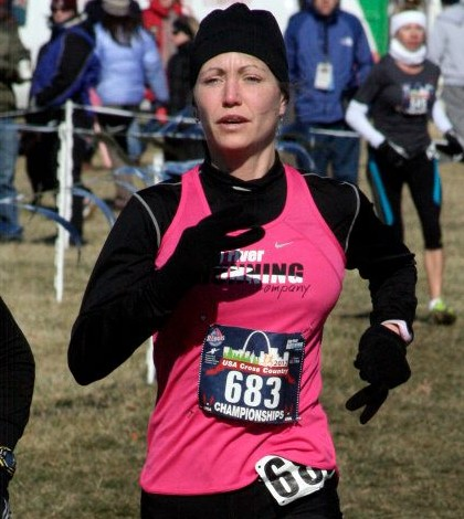 Jackie Hall sets records with running (photo from: file)