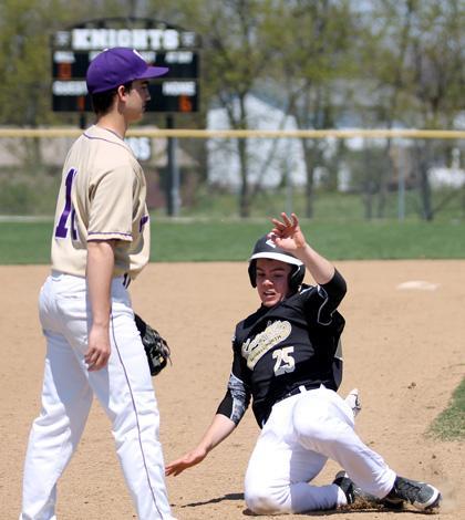 4-19 JV Boys Baseball vs. CBC [Photo Gallery]