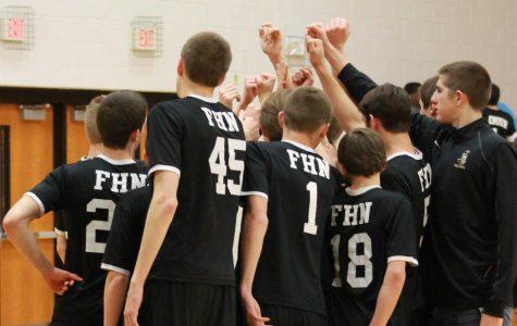 4-16 JV Boys Volleyball vs. Ritenour [Photo Gallery]