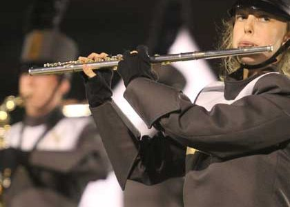 Band Travels to Columbia for State