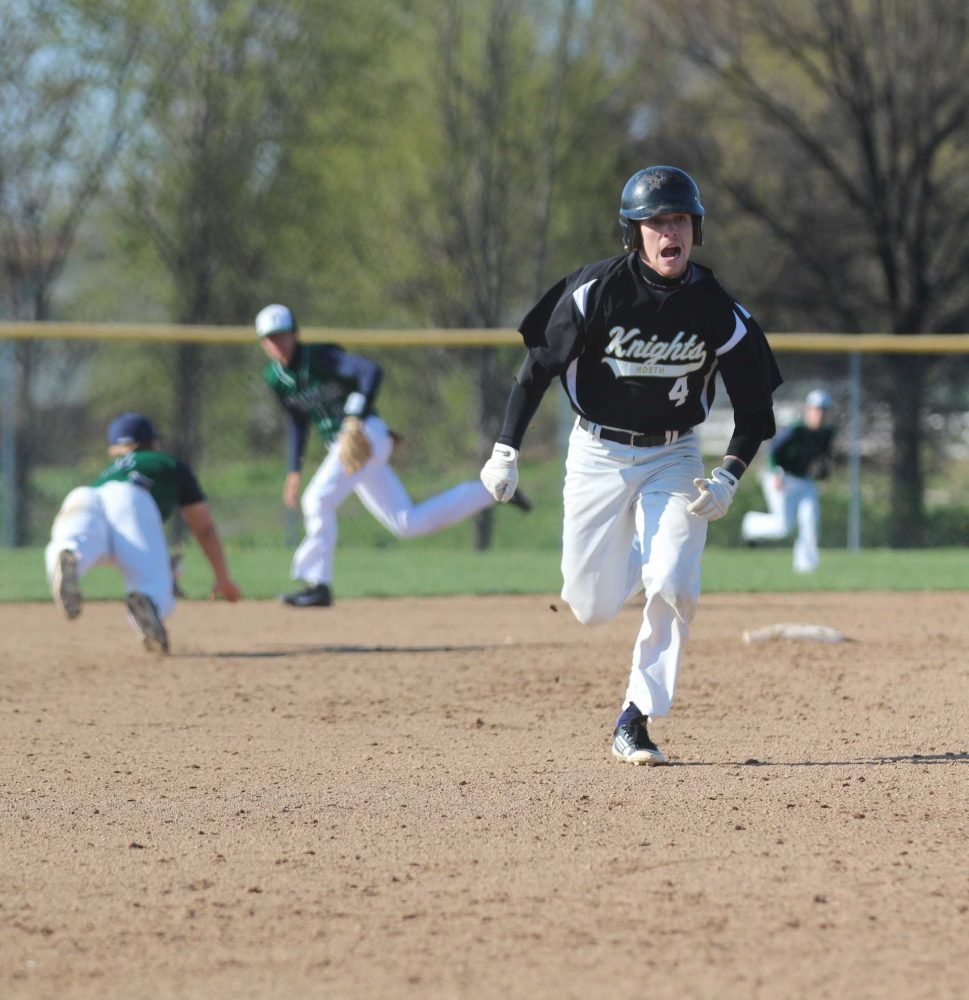 4-15 Varsity Baseball vs Timberland [Photo Gallery]