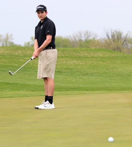 4-23 V Boys Golf vs FZE [Photo Gallery]