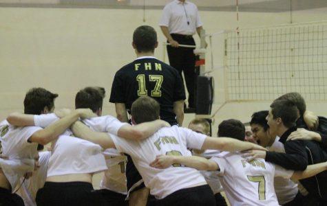 3-28 Varsity Boys Volleyball Tournament Recap