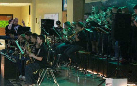 Jazz Band Holding Second Dinner Concert
