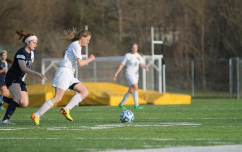 Varsity Girls Soccer Lose to Rival Howell