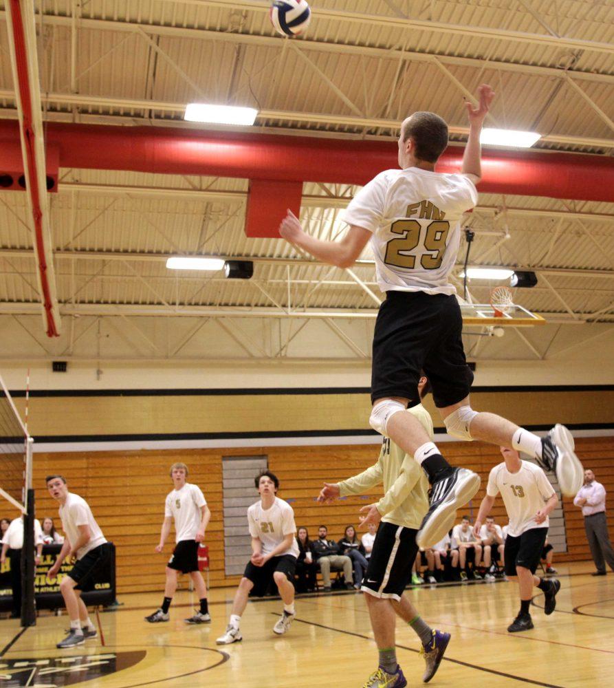 4-15 V Boys Volleyball vs. FHC [Photo Gallery]