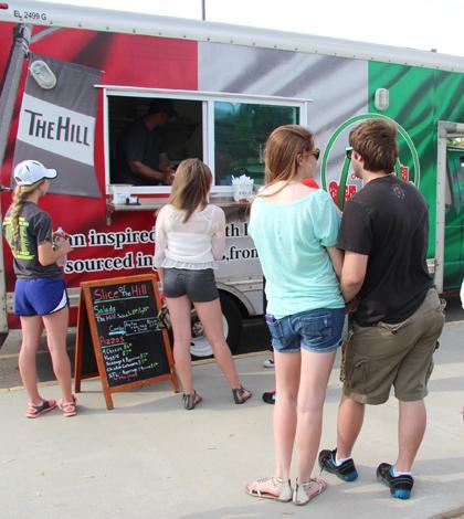 Food Truck Frenzy Night Fundraiser [Photo Gallery]