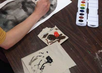 Usry Places at Art Show
