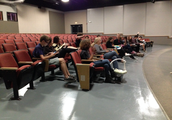 Fall Play Auditions: 2014