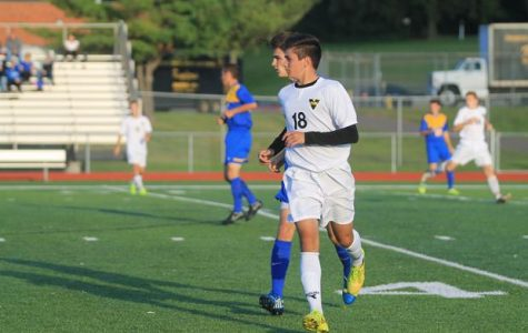 Boys Soccer Faces Troy in Doubleheader