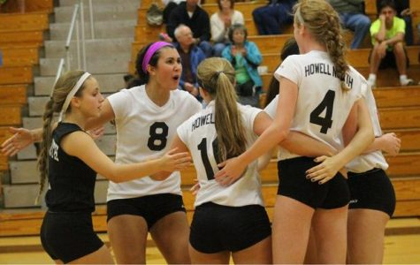 9-15 V Jv Girls Volleyball vs Kirkwood [ Photo Gallery]