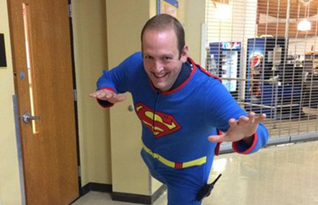 9-22 Superhero Spirit Day [Photo Gallery]