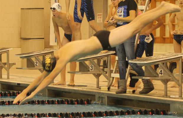 9-17 V Boys Swimming vs FHC [Photos Gallery]