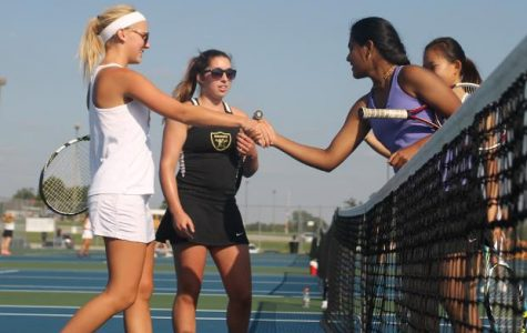 9-19 V JV Girls Tennis vs PWN [Photo Gallery]