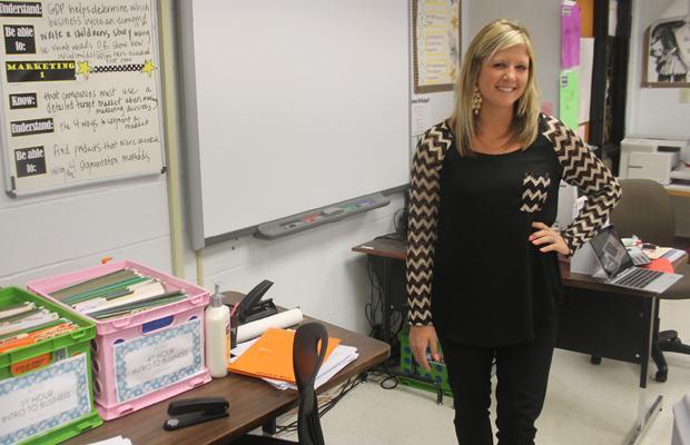 Staffer of the Week: Lori Moore