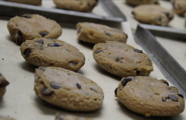 DECA Sells Cookies For Fundraising