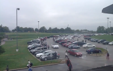 FHN Parking Lot TimeLapse