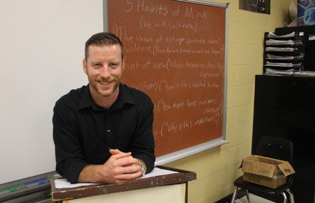 Staffer of the Week: Sean Fowler