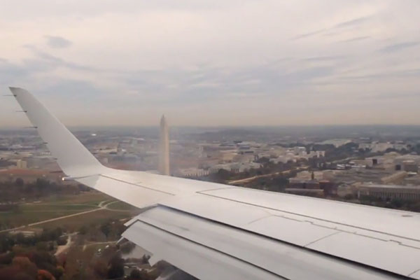 The Publication Staff Lands In DC