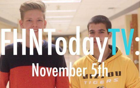 FHNtodayTV: November 5