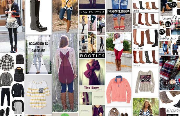 Fall Fashion 2014 [Pinterest]