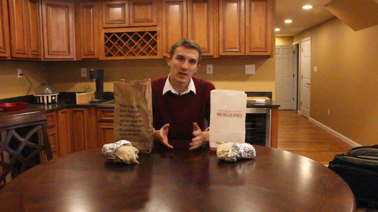 Qdoba Vs. Chipotle Taste Tests