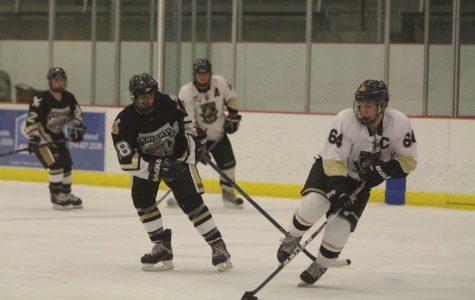 Varsity Boys Hockey Wins Against FZE