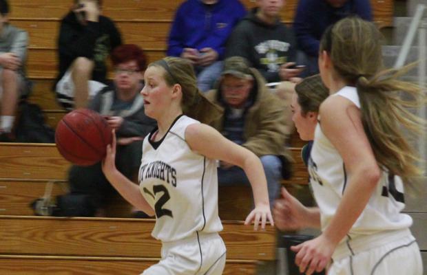 12-15 C-Team Girls Basketball [Photo Gallery]